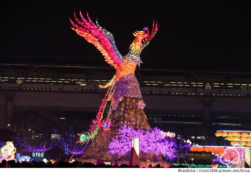 2015 台灣燈會 烏日燈會 台灣燈會烏日高鐵區 2015燈會主燈67