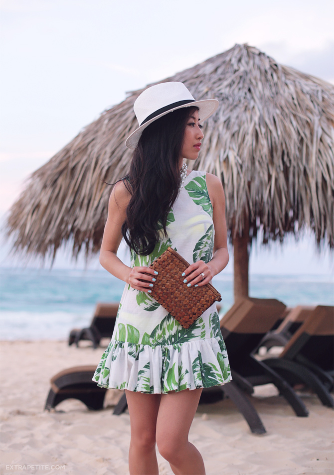 beach pool coverup dress