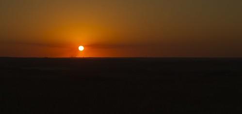 sunset landscape 50mm asahi takumar f14 super kansas prairie legacy lenses konza a6000 emount ilce6000