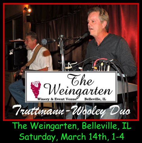 Truttmann-Wooley Duo 3-14-15