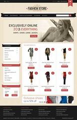 Fashion Store Responsive Prestashop Theme