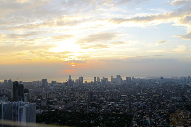 71 Gramercy outdoor sunset view 1