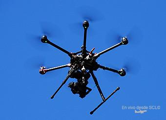 Dron aeronaves RPAS (RD)