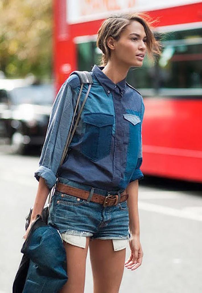 Denim On Denim Outfit10