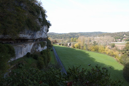 La Roque Saint Christophe