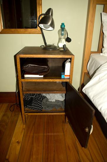 side dresser open at The Church 23 4 15 K55292