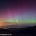 Barmouth Estuary Aurora Borealis by lloydh.co.uk