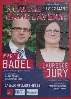 Marc Badel - Laurence Jury