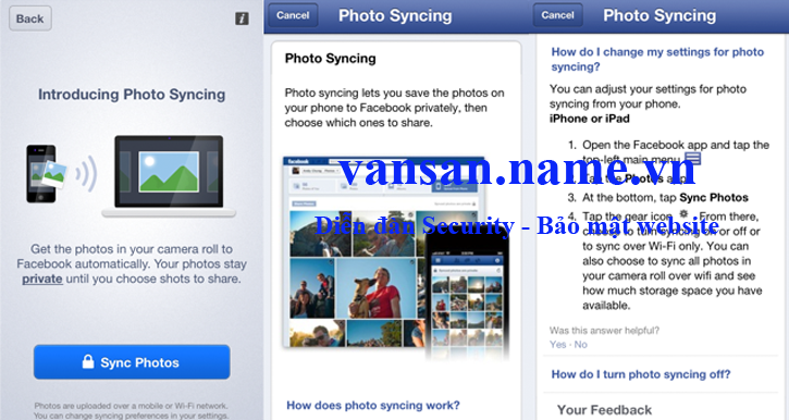 Facebook Vulnerability Leaks Users' Private Photos | Free