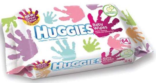 Huggies Wipes coupon
