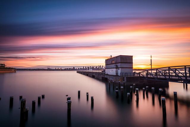 Shipyards Pier