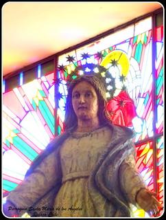Iglesia Santa María de los Angeles, Reñaca Chile