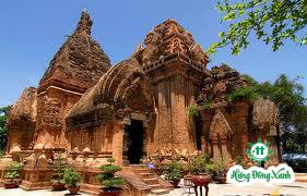 tháp chàm Nha Trang