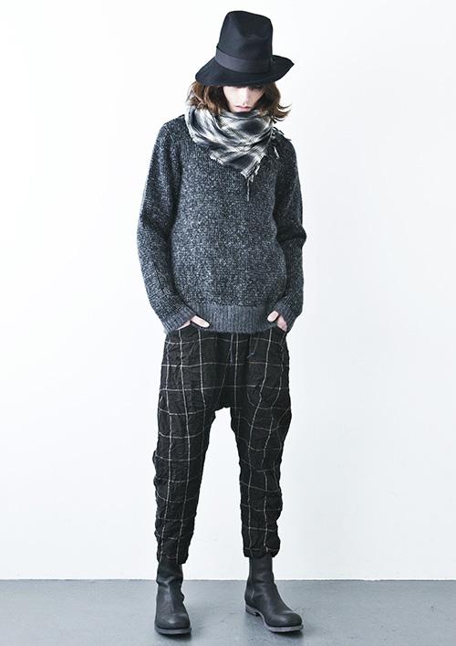 Harry Curran0007_FW15 Tokyo KAZUYUKI KUMAGAI(Fashion Press)