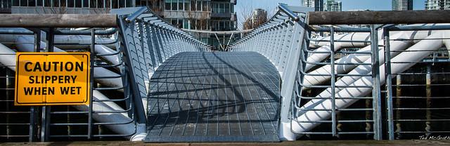 2015 - Vancouver - Canoe Bridge