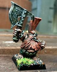 Gotrek (original sculpt)