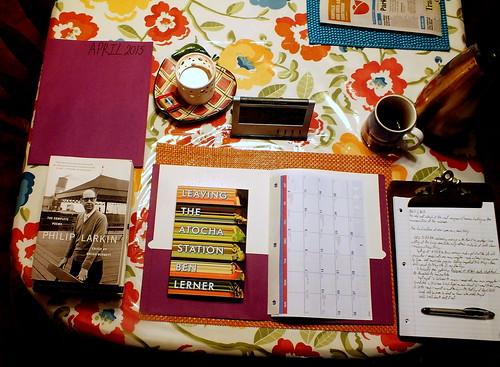 April 2015 Diary