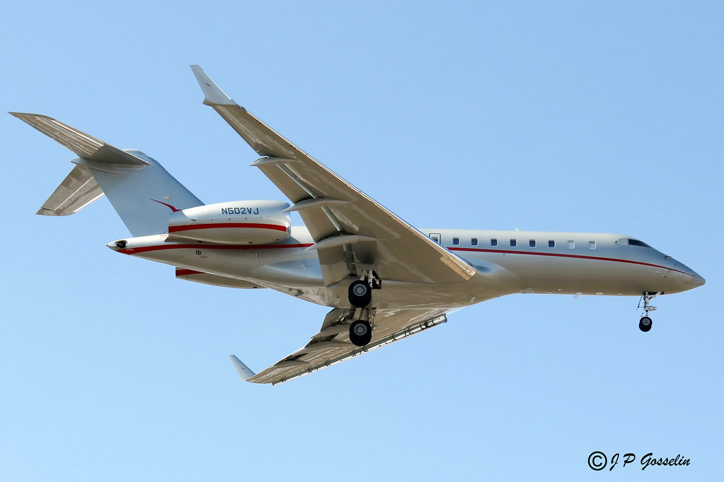 N502VJ - GL5T - Kyrgyz International Airlines