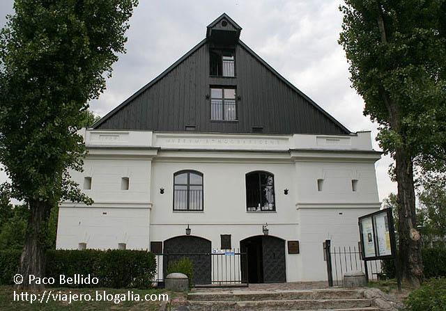 Museo Etnográfico. © Paco Bellido, 2008