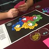 Testing a 2-player game of Rise To Power:New Horizons :-)