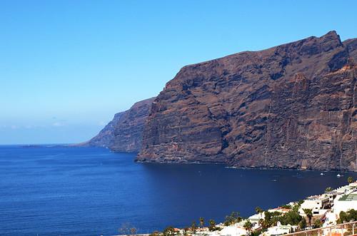 Los Gigantes Cliffs, Los Gigantes, Tenerife