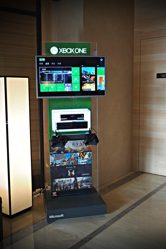 XBOX主題飯店 和逸台南館-1F-2
