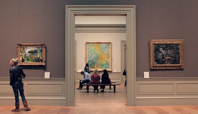 Museus mais visitados em 2014