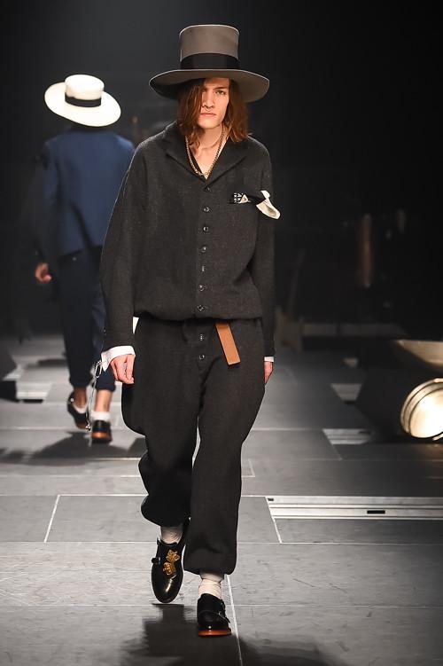 Marcel Castenmiller3341_FW15 Tokyo TAKEO KIKUCHI(Fashion Press)
