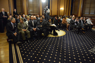 March 20, 2015 Swearing-in Ceremonies