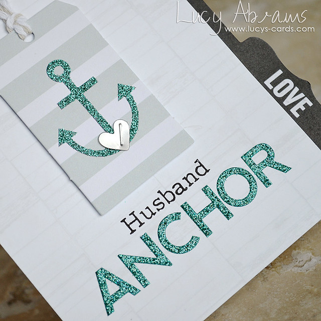 Husband, Anchor 2 by Lucy Abrams