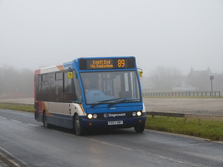 Stagecoach Merseyside & South Lancs 47494 150208 Glasson Dock
