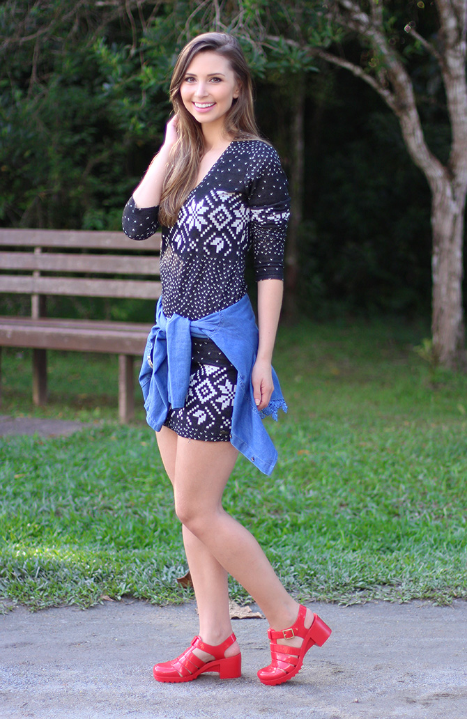 6-look do dia sandália amora petite jolie