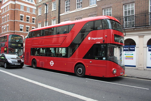 LT370 New Routemaster Stagecoach