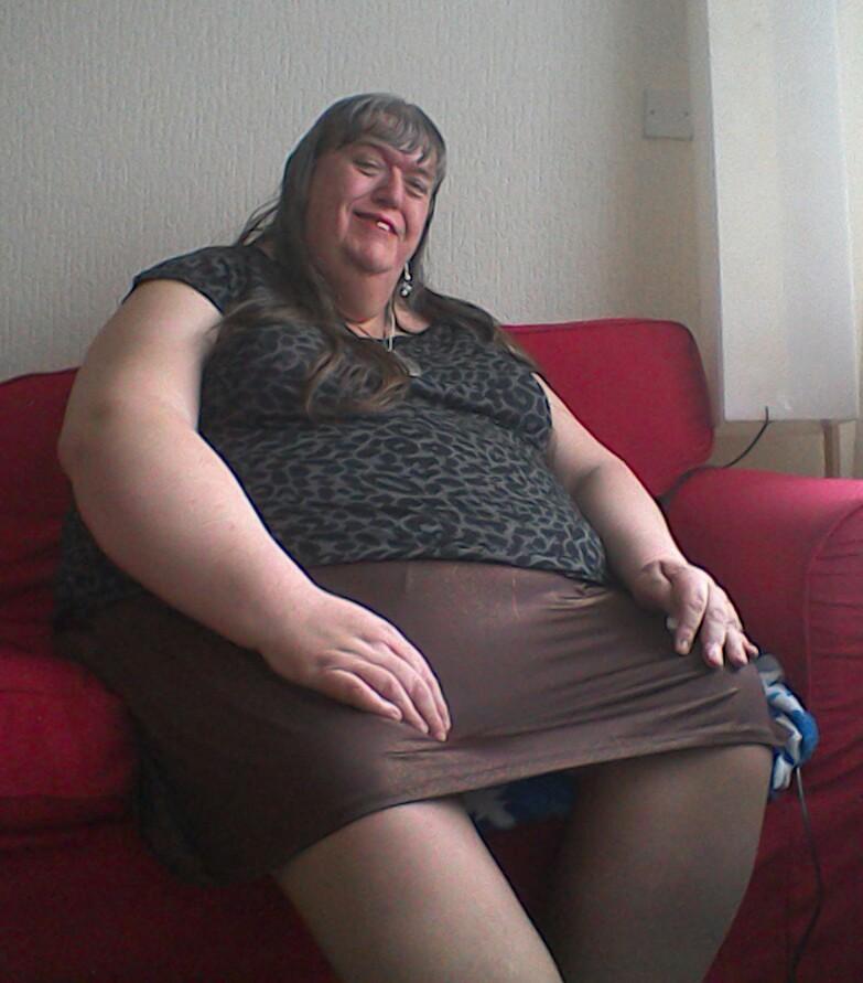 Beautiful chubby fat posers