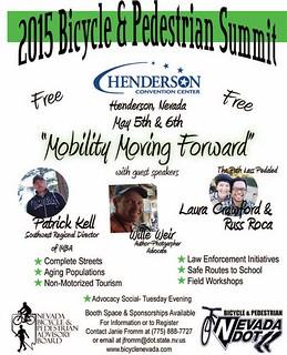 May 5-6 Mobility Moving Forward @ Henderson, NV #simasbicicletas @bikinglasvegas @nevadadot @cityofhenderson