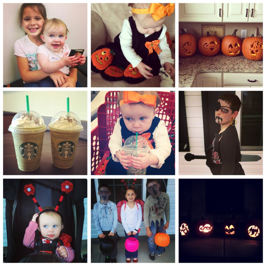 october insta love four