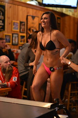 2015 Hooters Annual Swimsuit Contest - Columbia, MO  April 14, 2015