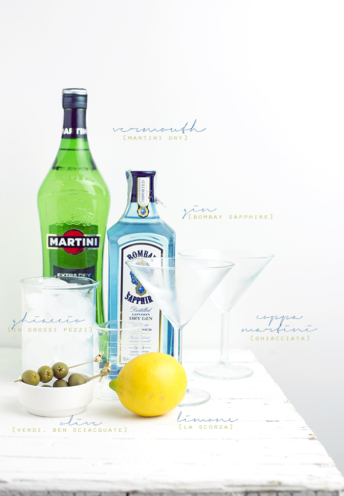 martini ingredienti blog