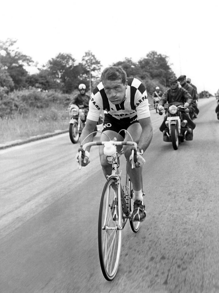 Giro D'Italia 1962 Tappa con arrivo a Perugia