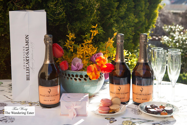Champagne Billecart Salmon Brut Rosé