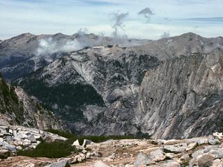View from Precipice Lake