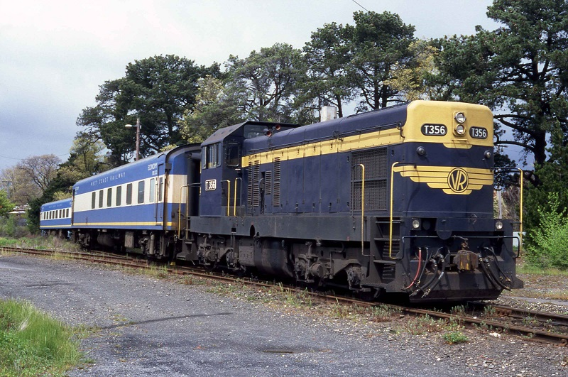 During the Loco Shortage by David Arnold