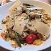 Pasta Primavera at @grassapdx. Delicious!