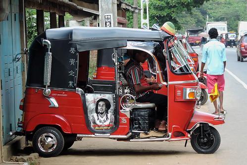 travel ceylon city harbour coast hambantota street tuktuk marley reggae publictransport people streetviews streetlife outdoor srilanka southasia