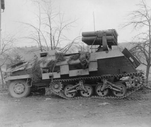 Panzerwerfer 42 (SD.Kfz. 41)