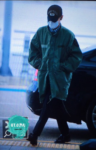 Big Bang - Incheon Airport - 27nov2015 - Utopia - 02