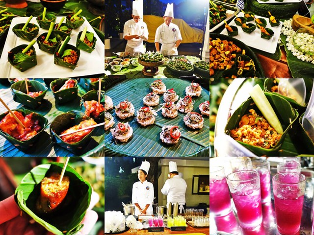 泰國曼谷 Swissotel Nai Lert Park晚宴