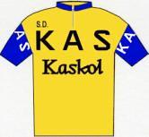 Kas - Giro d'Italia 1967