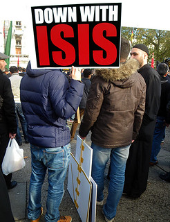 Down With ISIS