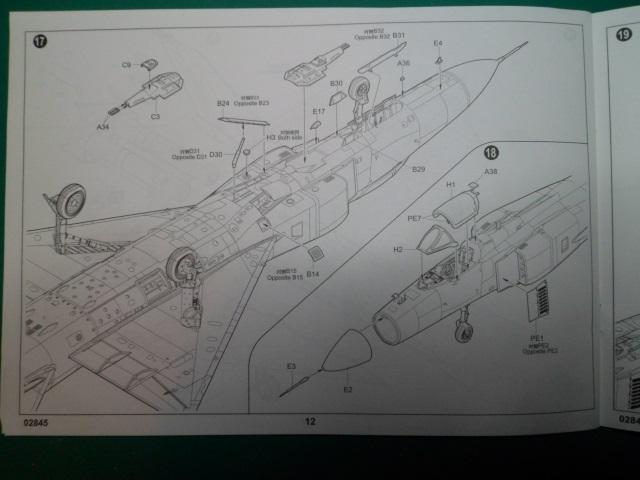 Ouvre boîte Shenyang J-8 II Finback B [Trumpeter 1/48] 16278819943_a0103c75b6_o
